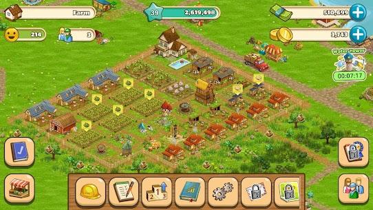 Big Farm: Mobile Harvest – Free Farming Game 8