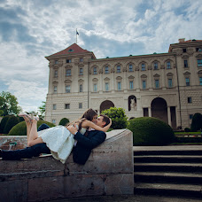 Wedding photographer Konstantin Zhdanov (crutch1973). Photo of 31.01.2018