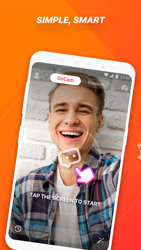 Fachat: Video Chat with New People Online 1.0.5342 screenshots 2