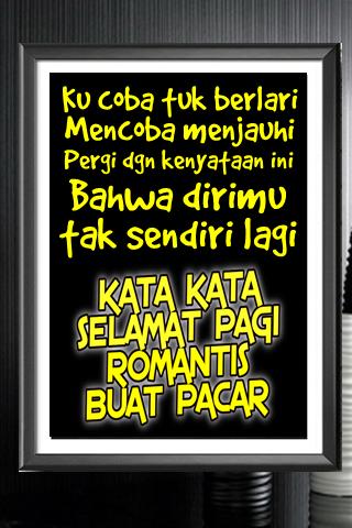 Download Kata Puisi Ucapan Selamat Pagi Romantis Buat Pacar