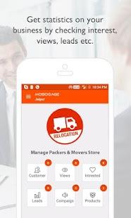 MoboGage Business - náhled