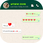 Chat Style - Stylish Fonts & Keyboard for Whatsapp