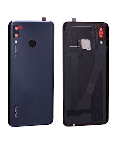 Nova 3 Back Cover Black