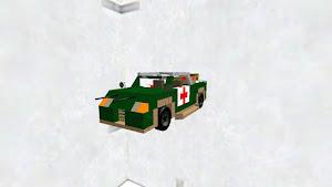 救護トラック