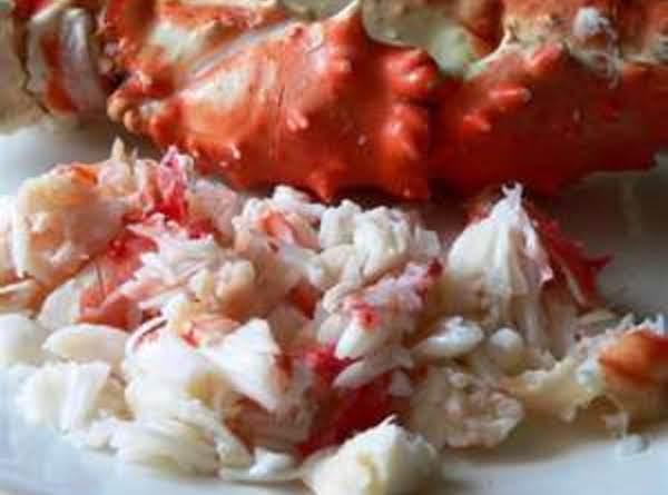 Seafood Vegetable Spread