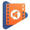 Auto Mute Video: HD Video Mute & Add Music icon