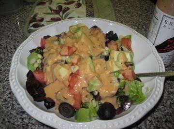 Southwestern Salad Mmb Recipe