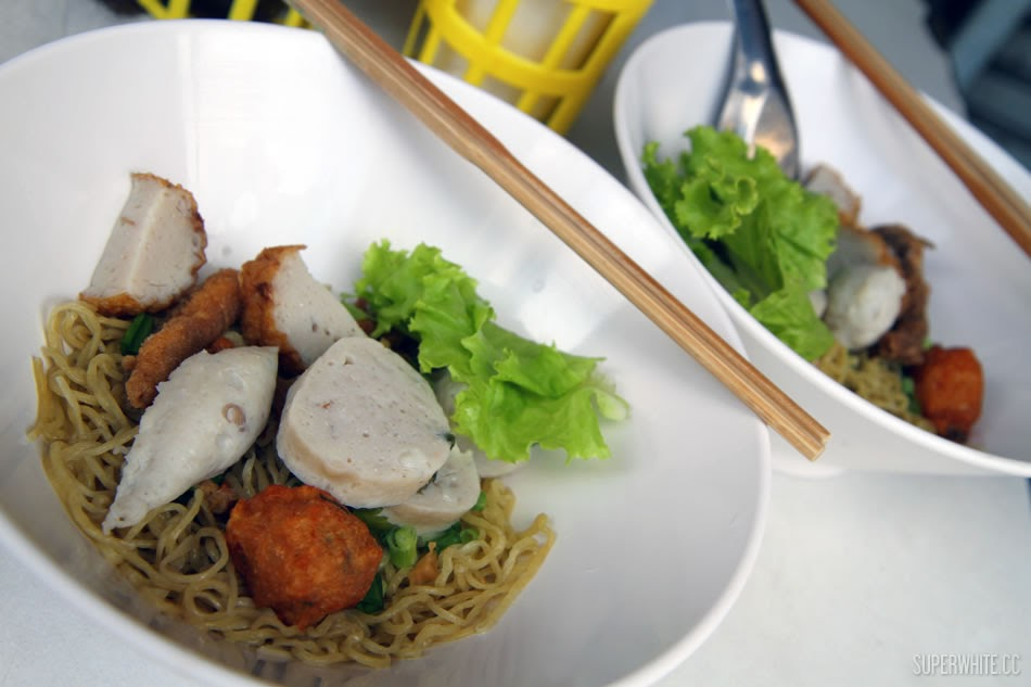 Bangkok Fish Noodle