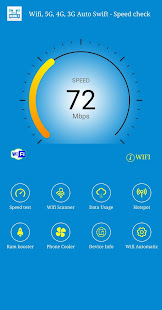 Download Speed check - 3G 4G WiFi Speed Test For PC Windows and Mac apk screenshot 4