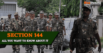 Section 144 of Criminal Procedure Code (CrPC) – All you want to know about it