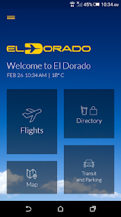 El Dorado App- screenshot thumbnail