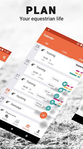 Equilab - Equestrian Tracker screenshots 6