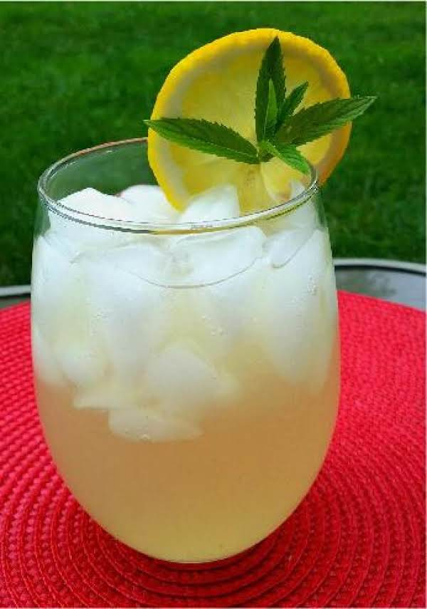Mint Lemonade - Turkish Style Recipe