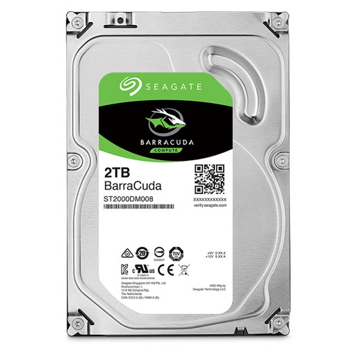 ổ cứng HDD PC Seagate Barracuda 2TB 3.5