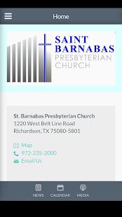 St. Barnabas Presbyterian - Richardson, TX - náhled