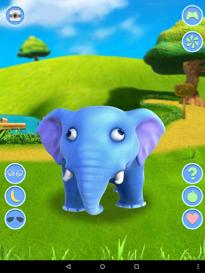 Talking Elephant- screenshot