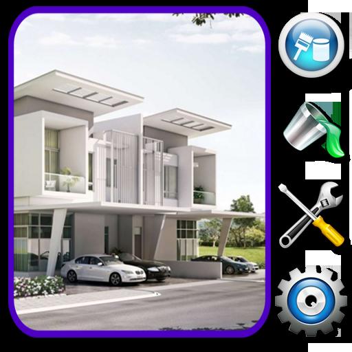 現代の住宅デザインのアイデア 生活 App LOGO-APP試玩