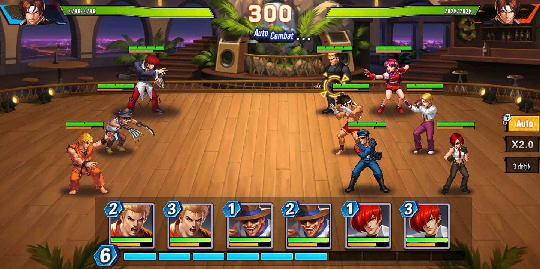 6 Alasan Main KOF Pertarungan Sengit- AllStar