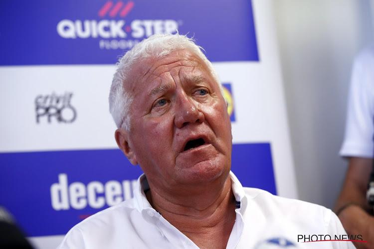 """🎥 Lefevere mengt zich in discussie over staat van de wegen in Ruta del Sol: """"Stuur bedankje naar de UCI"""""""