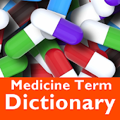 Medicine Term Dictionary