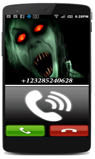 Ghost Call (Prank) screenshots 2