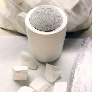 Homemade Marshmallows.