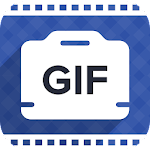 Photos to GIFs Maker - Photo to animated video Icon