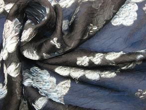 Photo: Ткань: филькупе нат. шелк , ш. 140 см., цена 5000р.