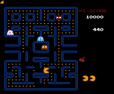 Pac-Man Classic Screenshot