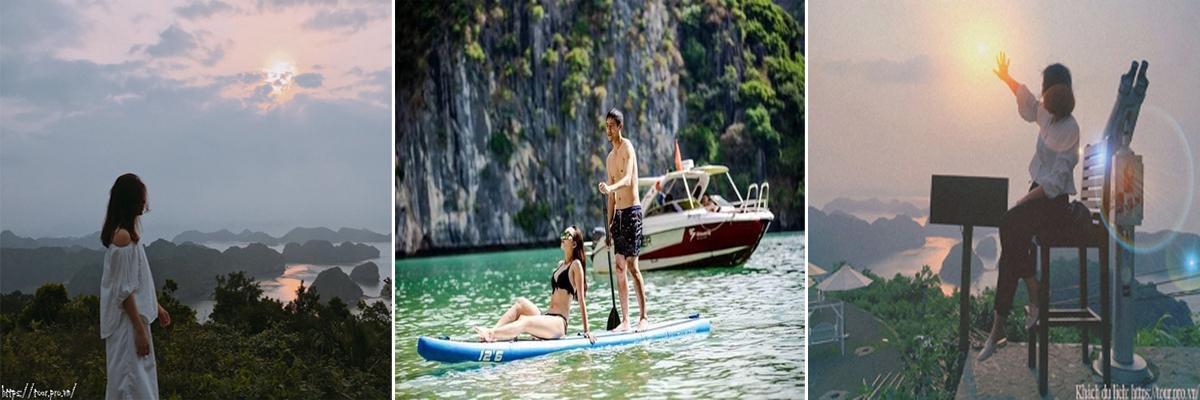 Những điểm du lịch đẹp không nên bỏ qua khi đi tour Cát Bà, Hải Phòng