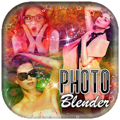 Photo Overlays Blender Effect
