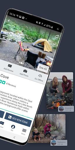 The Dyrt Camping App: Tent & RV Campsites Finder 3.1.36 screenshots 2