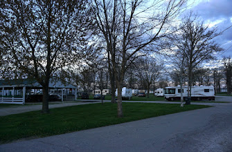 Photo: The following pictures are some of the incredibly beautiful scenes around the campground...most early in the morning!!