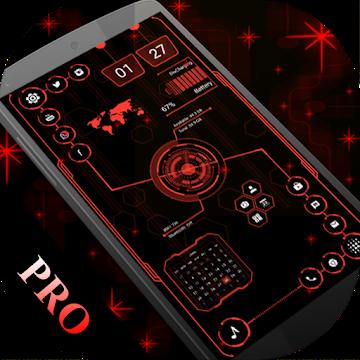 Visionary Launcher Pro - 2019 Stylish theme