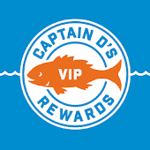 Captain D's VIP Rewards