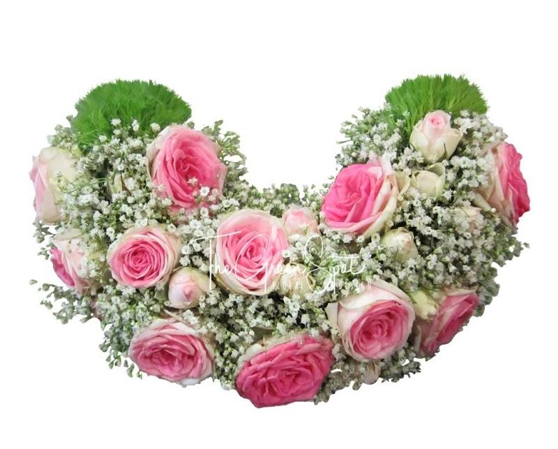 Allerheiligen bloemwerk - Grafwerk nr11 vanaf: 22€