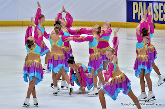Photo: Team Convivium junior SWE