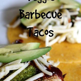 Veggie Barbecue Tacos