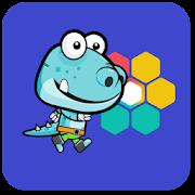 Dinosaur Hexa Puzzle