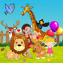 Zoo For Preschool Kids 3-9 - Animals Sounds icon