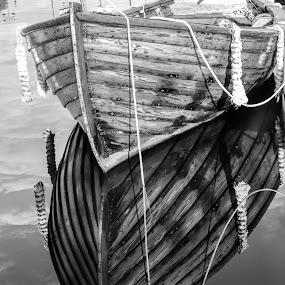 by Bjørn Bjerkhaug - Black & White Objects & Still Life
