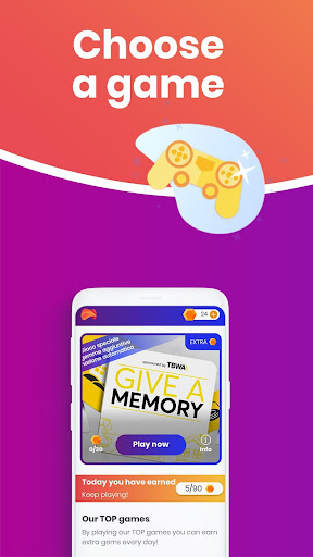 Gamindo - Donate by playing apktram screenshots 1