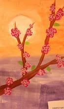 Photo: Cherry Blossom Grade 4