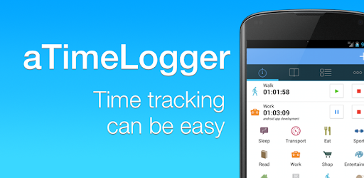 aTimeLogger - Time Tracker - Apps on Google Play