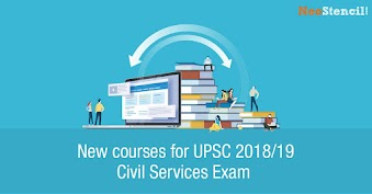 Popular Courses for 2019/20 UPSC Exam at NeoStencil