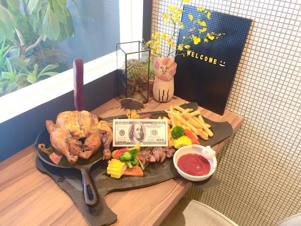 Dancing Pig 豬跳舞小餐館🐖|吃美金囉?療癒浮誇、大口吃肉還可以拍美照的義式餐館(完整菜單)
