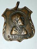 เหรียญหลวงพ่อโอภาสี ปี2497 หายาก