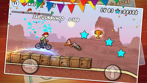 BMX Boy screenshot 3