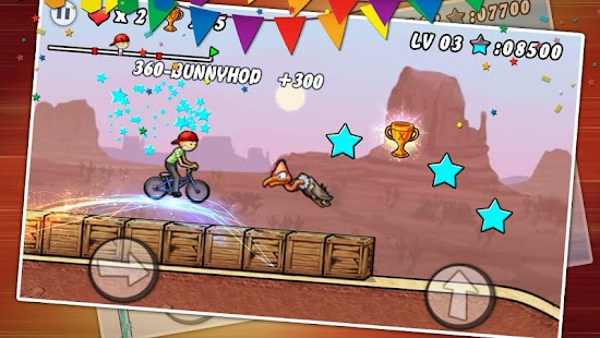 Download BMX Boy for Windows Phone apk screenshot 3