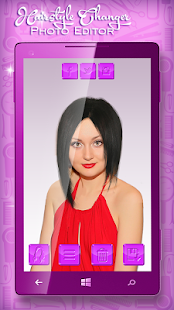 Hairstyle Changer Photo Editor- screenshot thumbnail
